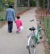 Frans fietspad aangelegd met Végécol