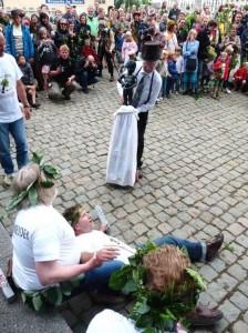 Fête Stadsboom Feest